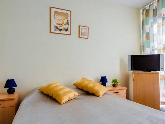 Hotel Ķeizarmežs Viesnīcas Rīgā