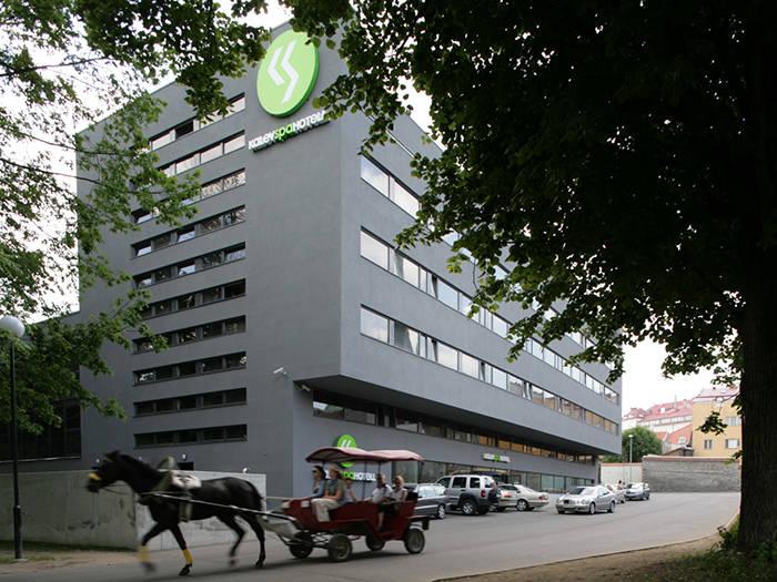 Kalev Spa Hotel and Waterpark Viesnīcas Tallinā