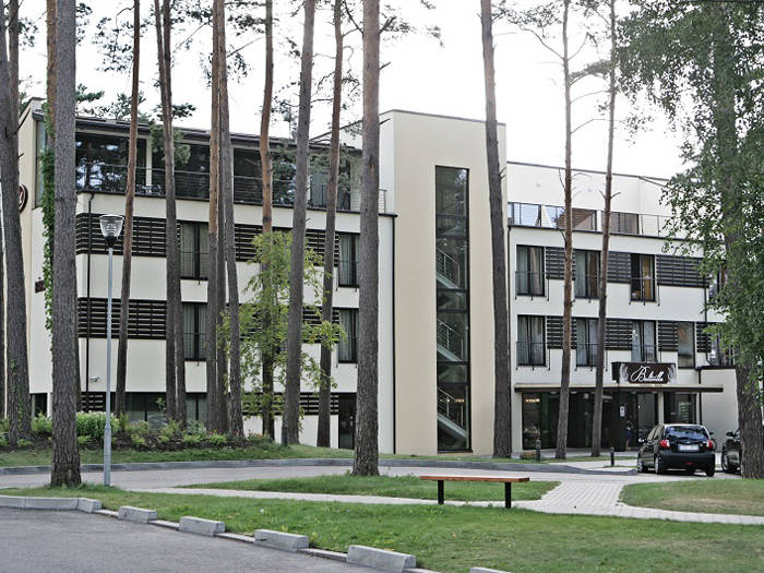 Hotel Baltvilla Viesnīcas Rīgas raj.