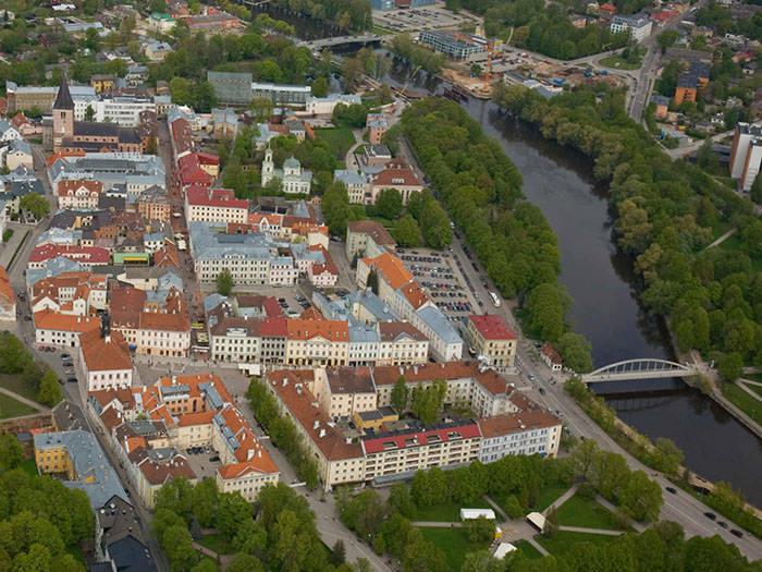 Hektor Design Hostel Viesnīcas Tartu