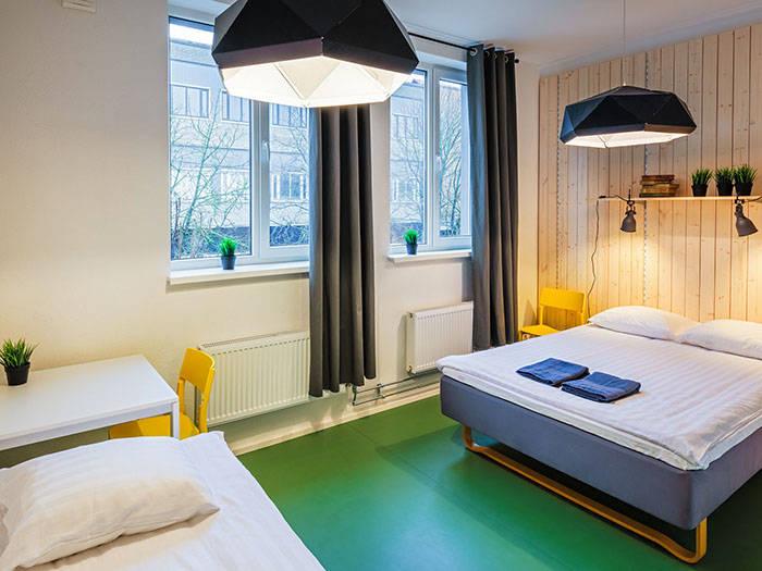 Hektor Design Hostel - Viesnīcas Tartu