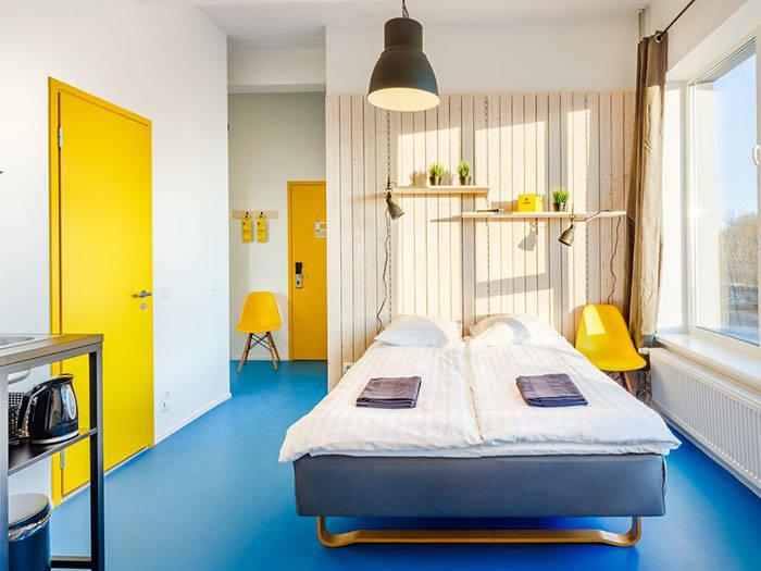 Hektor Design Hostel Отели в Тарту
