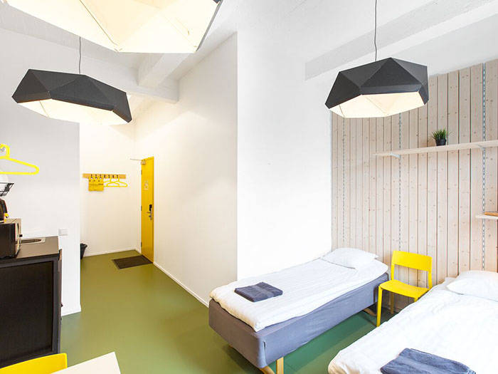 Hektor Design Hostel Отели в Тарту