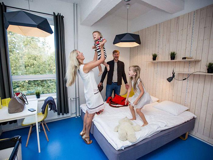 Hektor Design Hostel - Отели в Тарту