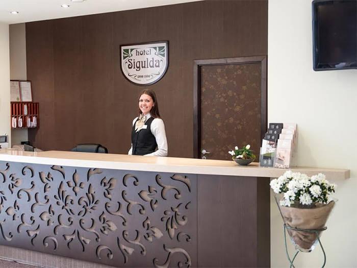 Hotel Sigulda - Отели в Сигулде