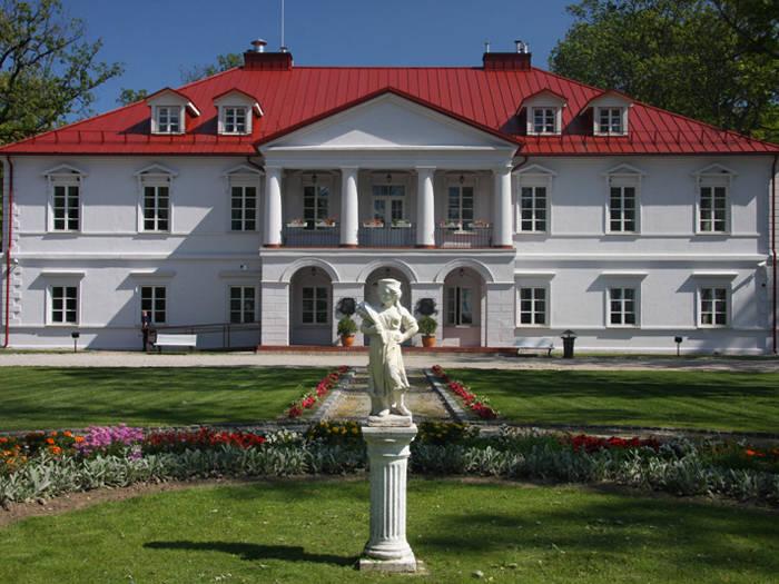 Bistrampolis muiža Viesnīcas Panevēžā