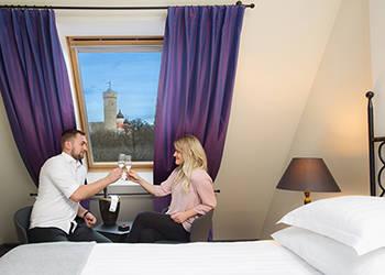 Romantiska ★★★★ atpūta Tallinā DIVIEM!