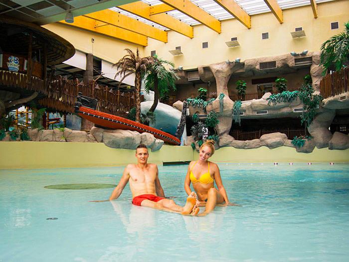 """""""Vichy"""" ūdens parks - Viesnīcas Viļņā"""
