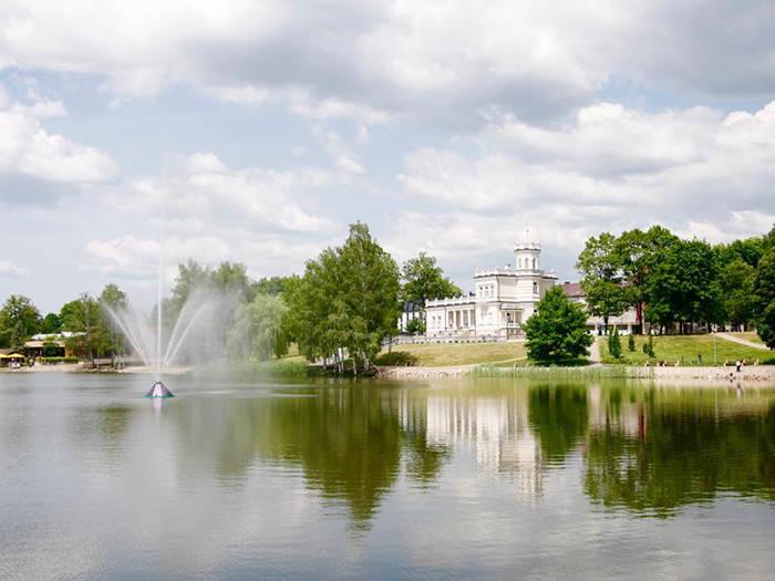 Belorus sanatorija - Viesnīcas Druskininkos