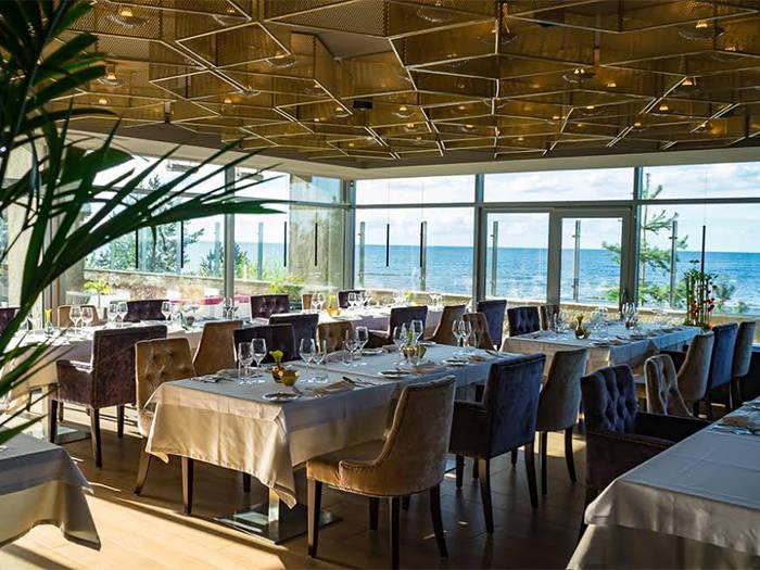 Baltic Beach Hotel & SPA Отели в Юрмале