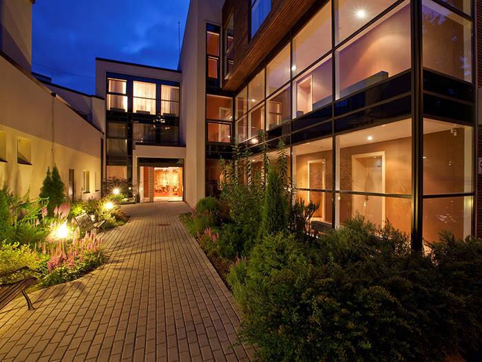 Amber SPA Boutique Hotel - Отели в Юрмале