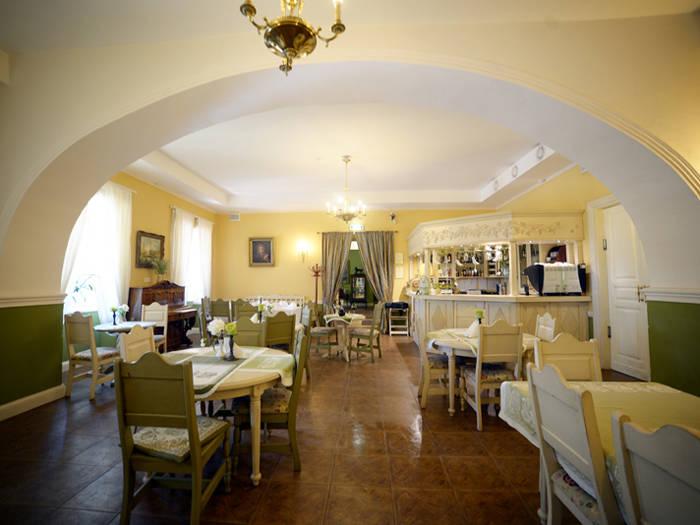 Поместье Bistrampolis Отели в Паневежисе