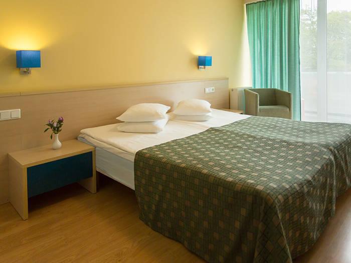 Spaa Hotell Rüütli Отели на Сааремаа