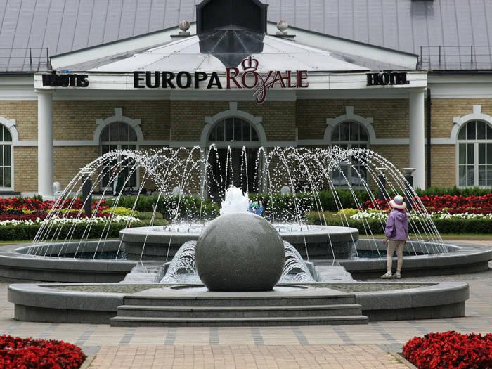 Europa Royale Druskininkai Viesnīcas Druskininkos