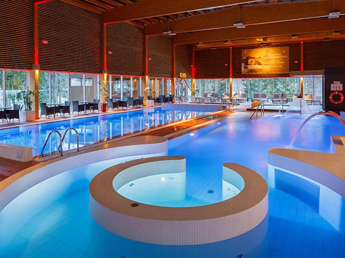 Meresuu SPA & Hotel Отели в Нарве