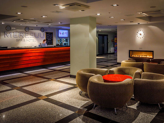 Meresuu SPA & Hotel - Отели в Нарве