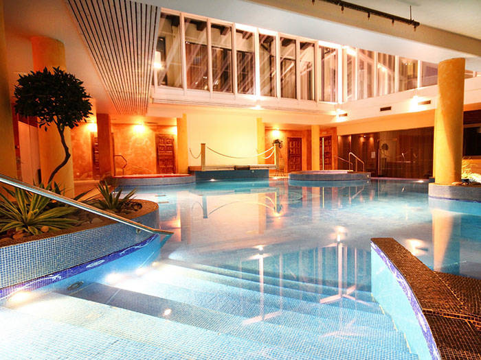 Grand Rose SPA Hotel - Отели на Сааремаа