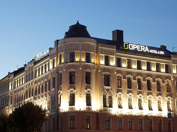 Opera Hotel & SPA - Viesnīcas Rīgā