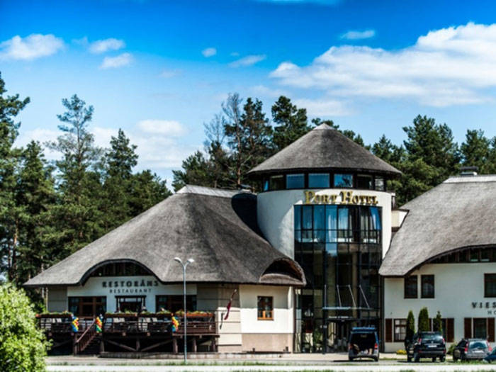 Port Hotel Viesnīcas Rīgas raj.