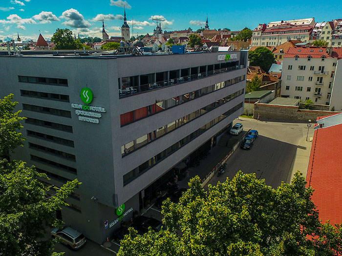 Kalev Spa Hotel and Waterpark - Viesnīcas Tallinā