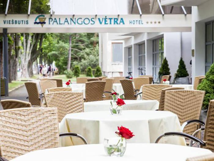 Palangos Vetra - Отели в Паланге