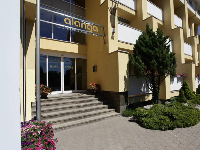 Alanga Hotel Viesnīcas Palangā