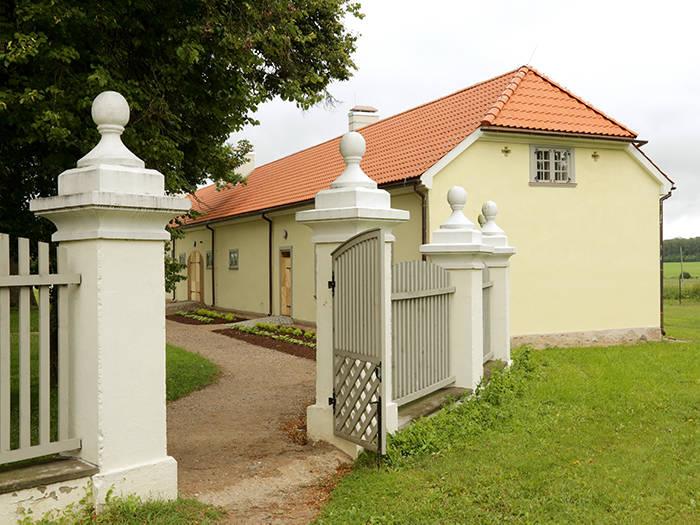 Поместье Бланкенфельде Отели в Елгавском крае