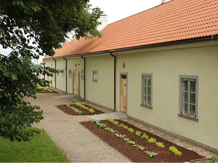 Поместье Бланкенфельде - Отели в Елгавском крае