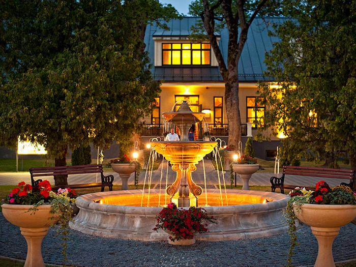 Скрундское поместье Отели в Скрунде