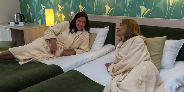 1 ночь отдыха для здоровья в Бирштонасе ДЛЯ ДВОИХ!