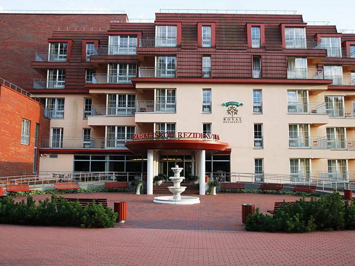 Royal SPA Residence Viesnīcas Birštonā