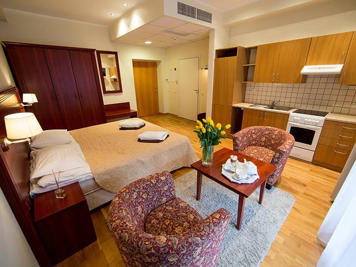 Royal SPA Residence - Viesnīcas Birštonā