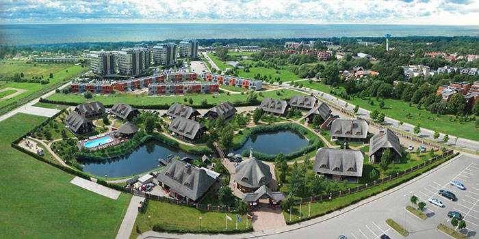 Мини отпуск в Литве у моря ДЛЯ ДВОИХ!