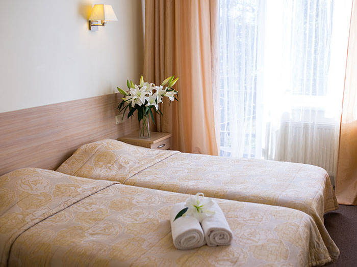 Hotel SPA Arkadia - Viesnīcas Engures nov.