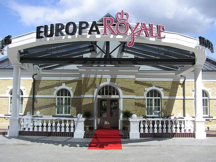 Europa Royale Druskininkai - Viesnīcas Druskininkos