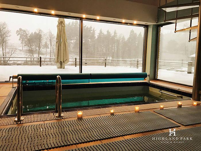 Highland Park villa & resort - Отели в Аникщяй