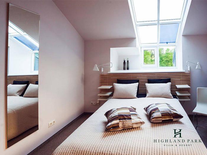Highland Park villa & resort - Viesnīcas Anīkščos