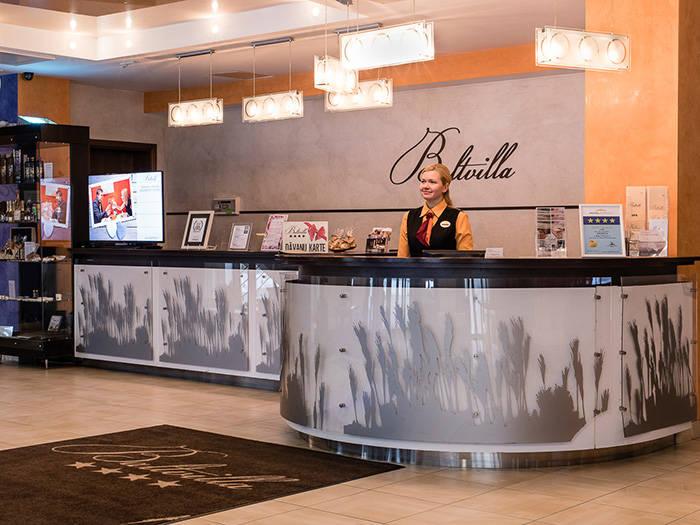 Hotel Baltvilla - Отели в Рижском районе