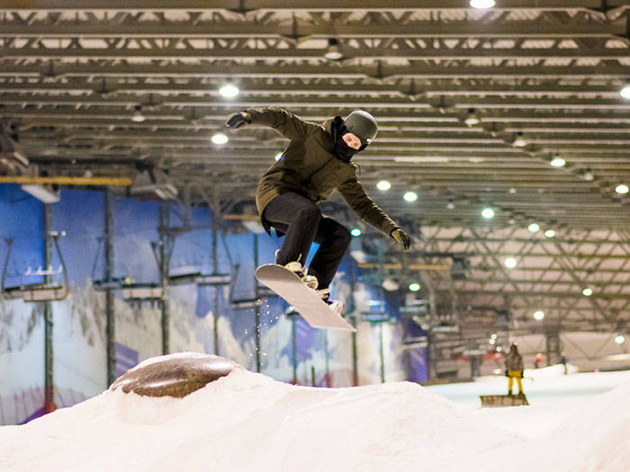 Snow Arena - Viesnīcas Druskininkos