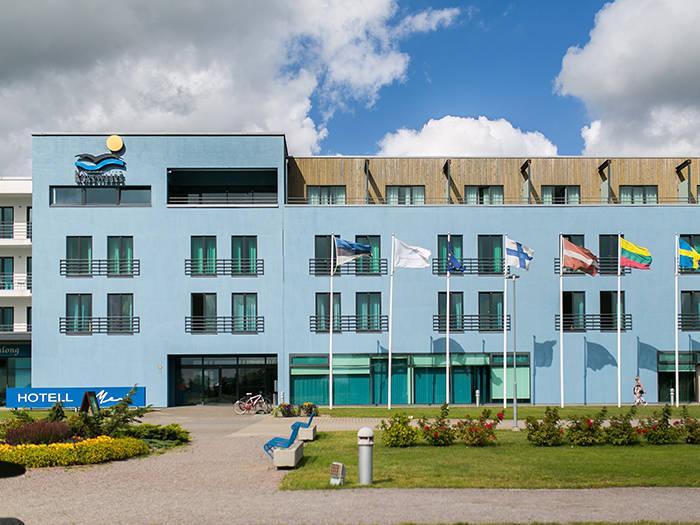 Spaa Hotell Meri - Отели на Сааремаа