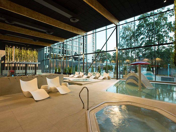 Hotel Jūrmala SPA - Отели в Юрмале