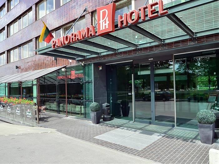 PANORAMA Hotel - Viesnīcas Viļņā