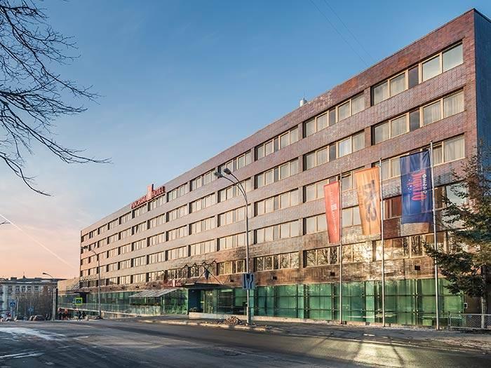 Гостиница PANORAMA Hotel - Отели в Вильнюсе