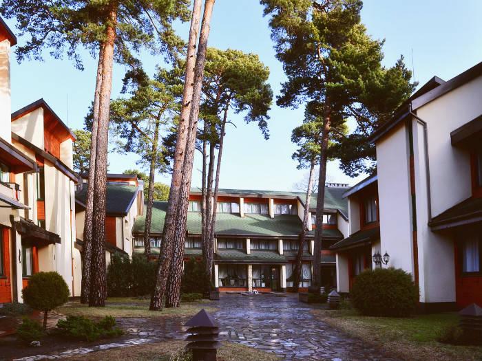 Prie Parko - Отели в Паланге