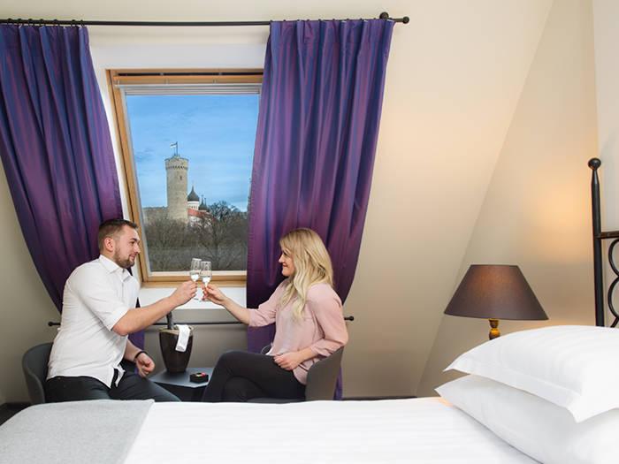 Hotel L'Ermitage - Отели в Таллинне