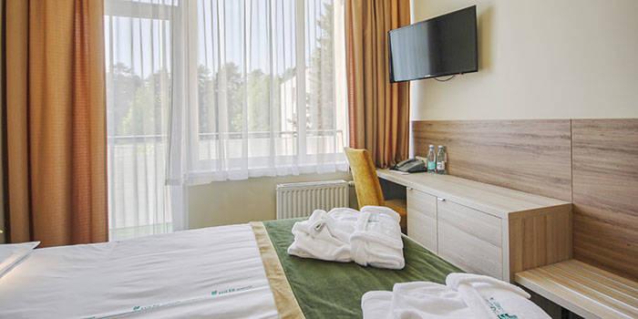 Расслабляющий отдых на 1 ночь в Друскининкае ДЛЯ ДВОИХ