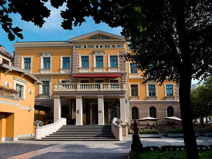 Gallery Park Hotel & SPA - Отели в Риге