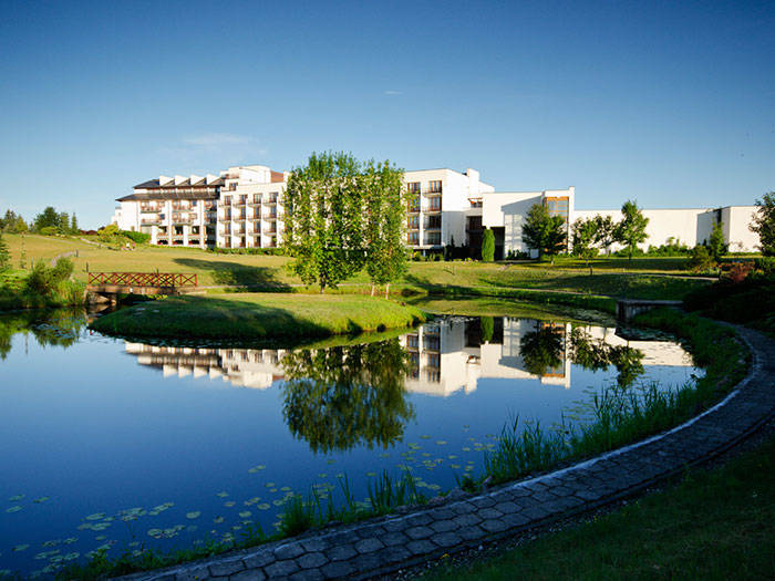 Vilnius Grand Resort - Viesnīcas Viļņā