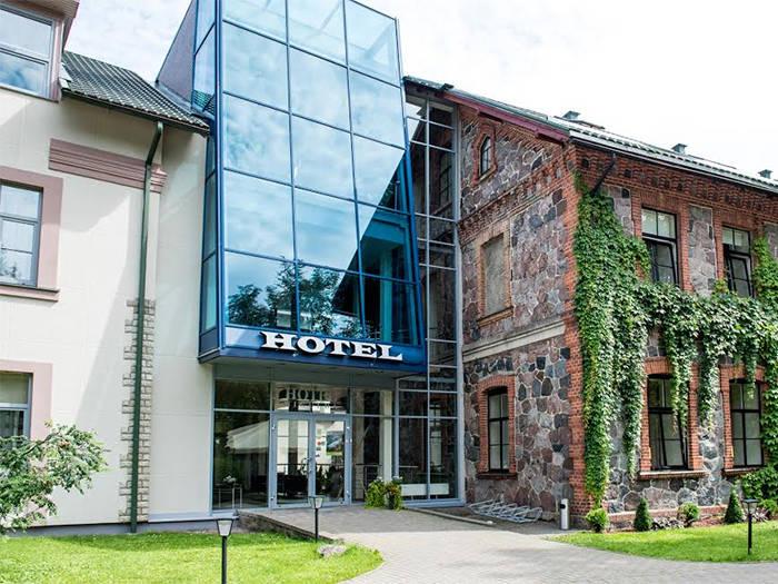 Hotel Sigulda - Viesnīcas Siguldā