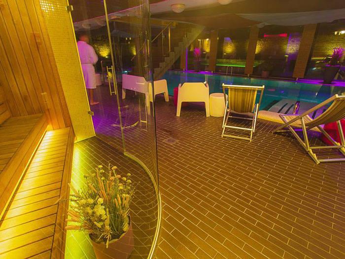 Johan SPA Hotell - Viesnīcas Sāremā